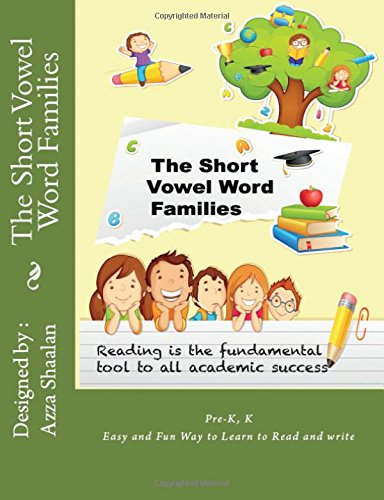 9781501016134: The short Vowel Word Families