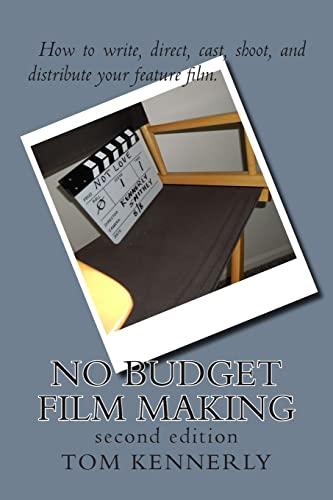 9781501018435: No Budget Film Making