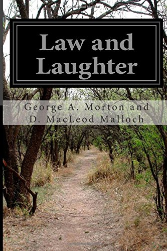 9781501018671: Law and Laughter