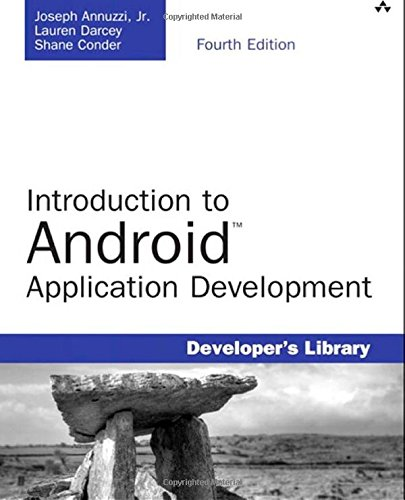 9781501023873: Introduction to Android Application Development 4th Edition
