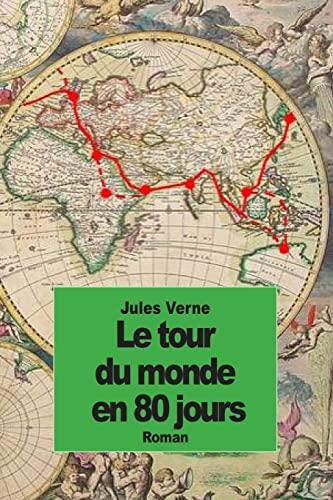 9781501028700: Le tour du monde en 80 jours (French Edition)