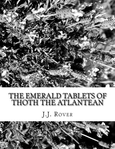 9781501037429: The Emerald Tablets of Thoth the Atlantean