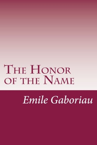 9781501043543: The Honor of the Name
