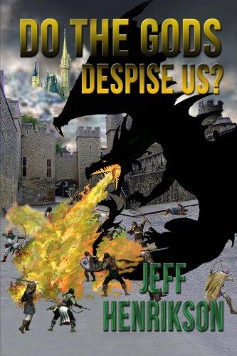 9781501050985: Do the Gods Despise Us? (A Prayer for Peace) (Volume 2)