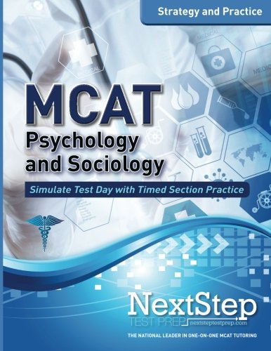 9781501072833: MCAT Psychology and Sociology: Strategy and Practice