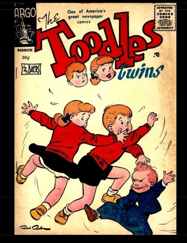 9781501074660: The Toodles Twins #1: Golden Age Newspaper Comic