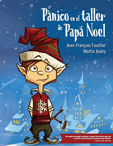 9781501077791: Panico en el taller de Papa Noel