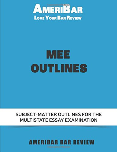 multistate essay exam blog