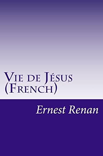 9781501088797: Vie de Jésus (French)
