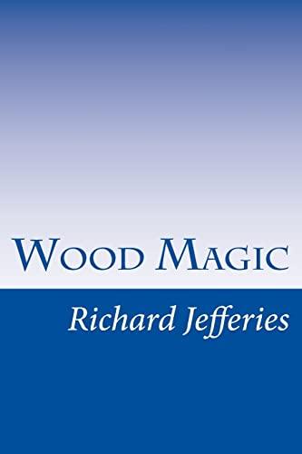 9781501089756: Wood Magic