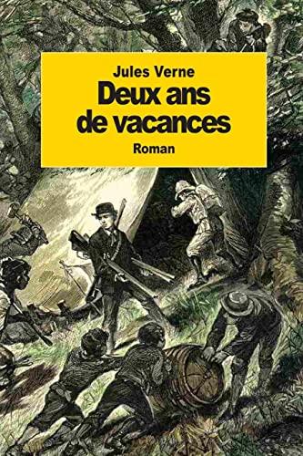 9781501094415: Deux ans de vacances (French Edition)