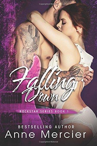 9781501096235: Falling Down (Rockstar) (Volume 1)