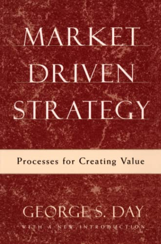 9781501100178: Market Driven Strategy: Processes for Creating Value