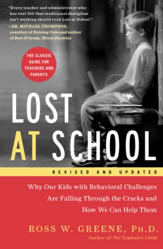 9781501101496: Lost at School: Why Our Kids with Behavioral Challenges are Falling Through the Cracks and How We Can Help Them