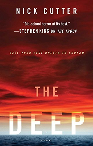 THE DEEP. { SIGNED & LINED & DATED in Year of Publication.}. { FIRST CANADIAN EDITION/...