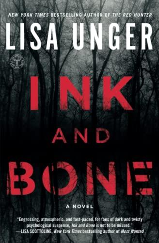 9781501101656: Ink and Bone: A Novel