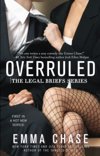 9781501102035: Overruled (The Legal Briefs Series)