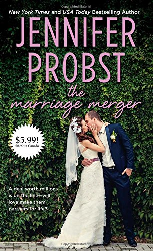 9781501104107: The Marriage Merger (Marriage to a Billionaire)