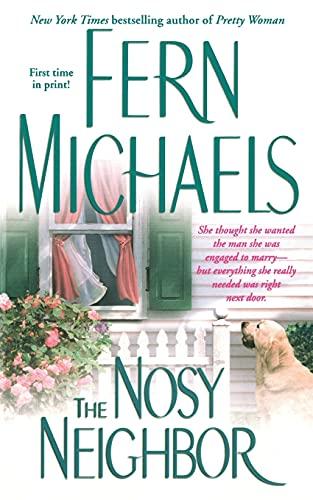 9781501104619: The Nosy Neighbor