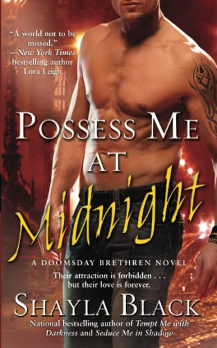 Possess Me at Midnight: Black, Shayla