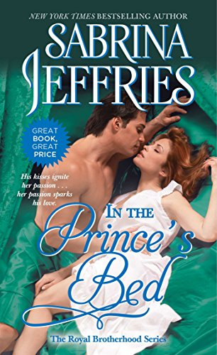In the Prince's Bed (Royal Brotherhood): Jeffries, Sabrina