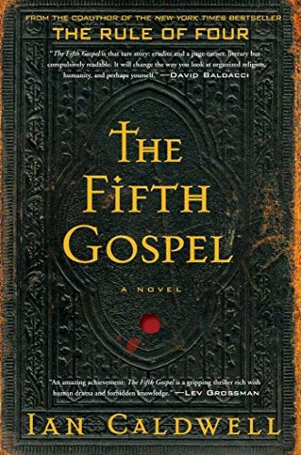 The Fifth Gospel: Ian Caldwell