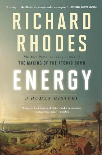 9781501105364: Energy: A Human History