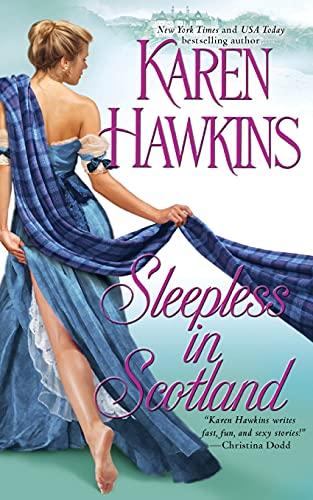 9781501107047: Sleepless in Scotland (The MacLean Curse Series)