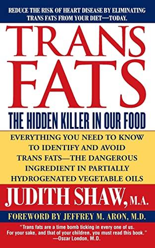 9781501107313: Trans Fats