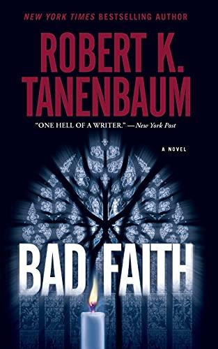 9781501109720: Bad Faith (A Butch Karp-Marlene Ciampi Thriller)