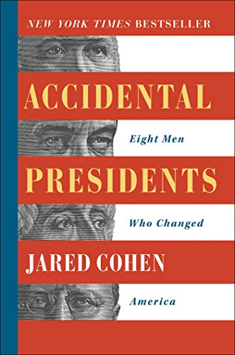 9781501109829: Accidental Presidents (Eight Men Who Changed America)