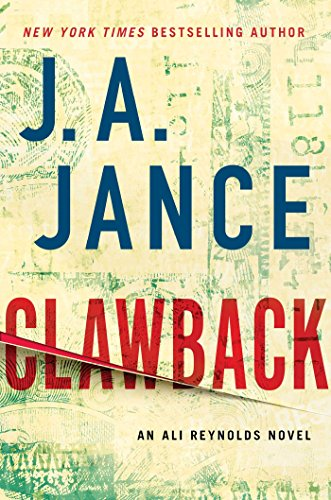 9781501110726: Clawback: An Ali Reynolds Novel (Ali Reynolds Series)