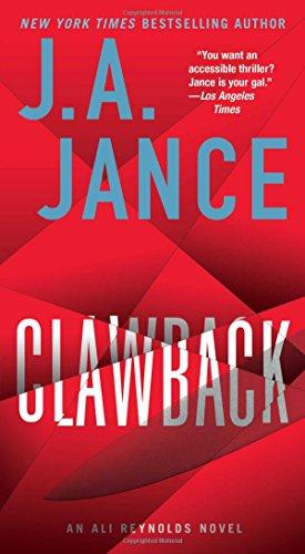 9781501110795: Clawback: An Ali Reynolds Novel (Ali Reynolds Series)