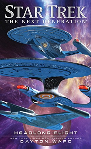 9781501111310: Headlong Flight (Star Trek: The Next Generation)
