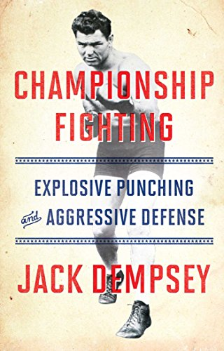9781501111488: Championship Fighting: Explosive Punching and Aggressive Defense