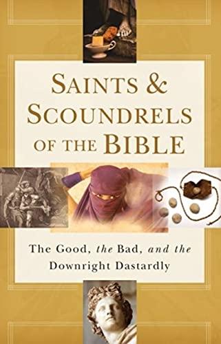 Saints & Scoundrels of the Bible: John Doe