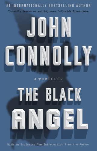 9781501115837: The Black Angel: A Charlie Parker Thriller