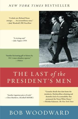 9781501116452: The Last of the President's Men