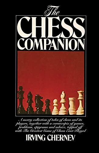 9781501116650: Chess Companion