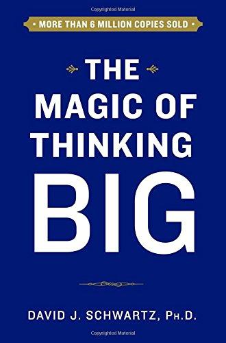 9781501118210: The Magic of Thinking Big
