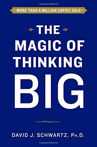 9781501118210: The Magic of Thinking Big