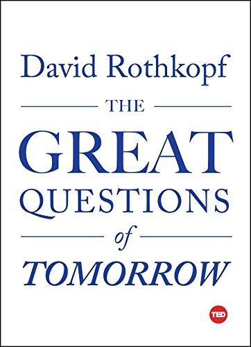 9781501119941: The Great Questions of Tomorrow (TED Books)