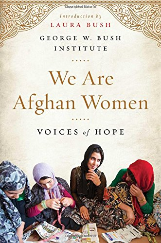 9781501120503: We Are Afghan Women: Voices of Hope