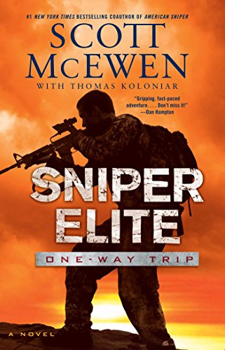 9781501120718: Sniper Elite: One-Way Trip: A Novel
