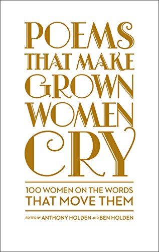9781501121852: Poems That Make Grown Women Cry