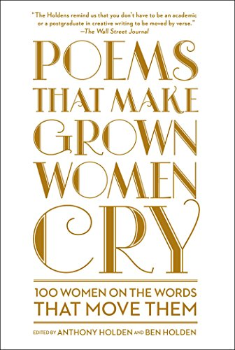 9781501121869: Poems That Make Grown Women Cry
