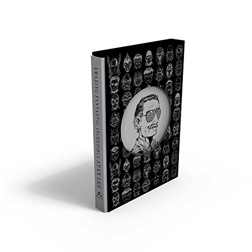 Amazing Fantastic Incredible Deluxe, Slipcase, Signed Edition: A Marvelous Memoir: STAN LEE SIGNED ...