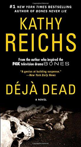 9781501122118: Deja Dead (Temperance Brennan)
