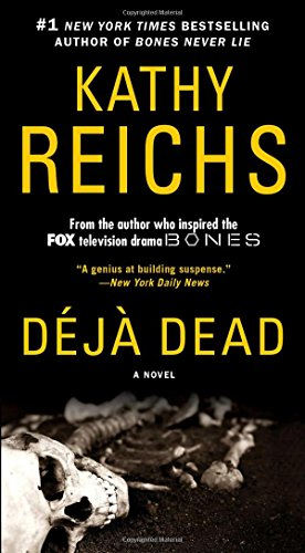 9781501122118: Deja Dead: A Novel (A Temperance Brennan Novel)