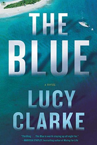 9781501122484: The Blue: A Novel